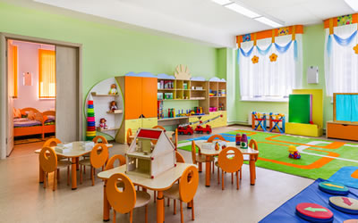Kindergarten Child Care